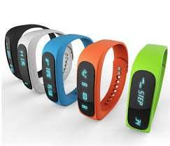 Smart Bluetooth Sports Activity Bracelet in Choice of Colour for £14.99 delivered (75% Off) @ Groupon