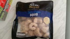 Salt & pepper squid . Iceland reduced to clear from £5 to £2 . National!