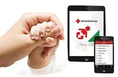 Red Cross Baby & Child First Aid app