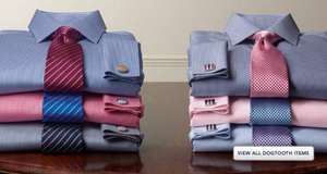 All Charles Tyrwhitt shirts for £22.50. Save £47 or more!