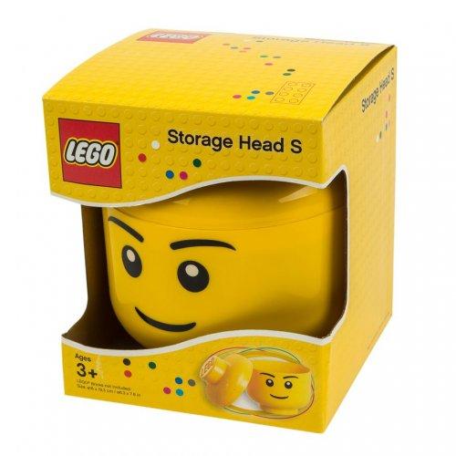 Lego Storage Heads £9.99 ea - 2 for £15 @ smyths toys