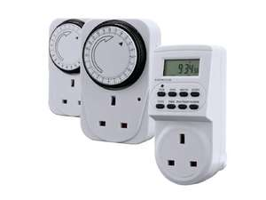 Silvercrest Timer Switch £3.99 at LIDL
