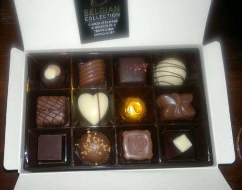 M&S Belgian Chocolates - half price £3 @ M&S