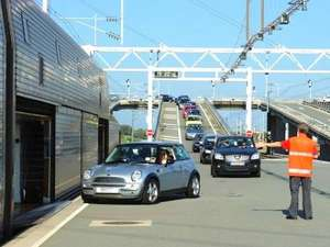 Euro Tunnel crossing free if you spend £300 on wine