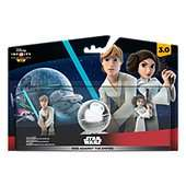 Tesco Clubcard Glitch - Disney Infinity 3 starter packs from £25 with 500 CC points - Actually credits 1000 !