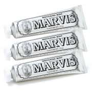 Marvis Toothpaste Get 3 for 16% off with code @ Mankind