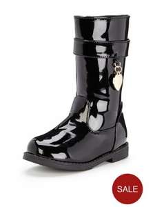 Ladybird Winnie Toddler Girls boots from Very reduced from £22  to £9.75 with Free Click & Collect