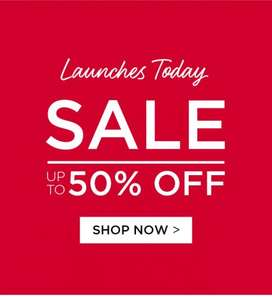 Dorothy Perkins up to 50% Sale