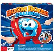 Boom Boom Balloon only £5.01 with Free Click & Collect at The Works