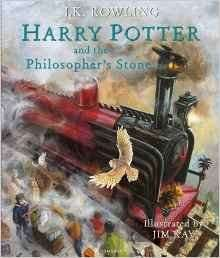 Harry Potter & The Philosophers Stone - Illustrated Edition (Hardcover) £15.00 Delivered @ Amazon