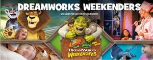 Dreamworks Family Weekenders - From £25pp - Includes 1 night stay at Chessington Hotel, Breakfast, Themed entertainment, Zoo & Sealife @ Chessington World Of Adventures