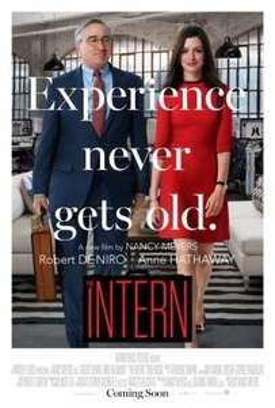 Few tickets left - The Intern 30/09/2015 @ SFF/Vue Cinemas