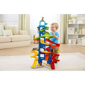 Fisher price little people car garage for £26.49 @ Smyths