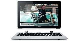 Acer Aspire Switch 11 SW5-111-13SW £199.99 (only £99.99 with quidco) until tonight @ microsoftstore