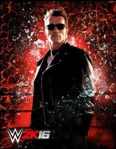 WWE 2K16 Includes Terminator DLC Xbox One/PS4 Today Only £37.85 @ simplygames