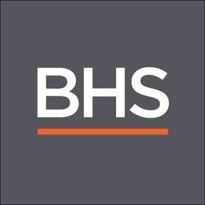 Up to 30% off everything @ BHS