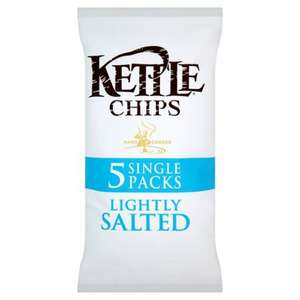 Kettle Chips 5pk £1 @ Tesco