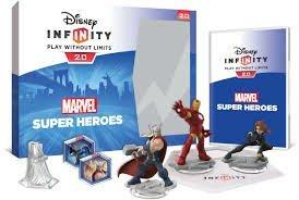 Disney Infinity 2.0 Marvel Starter Pack PS3 £20 Free CnC @ Tesco Direct