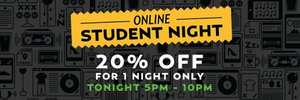 Student Discount Night @ Schuh - 20% Off from 5pm - 10pm