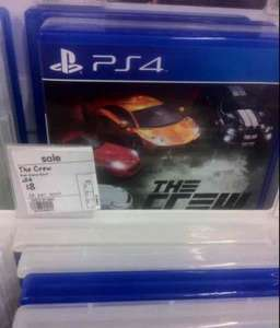 The Crew £8 ASDA Cheapest I've See It!!! PS4