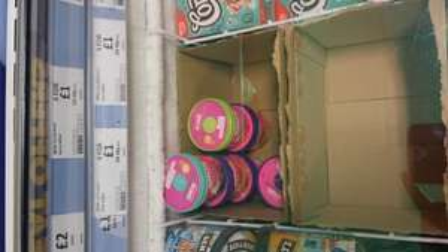 Snog Frozen Yogurt140ml x 4 for only £1 @ Heron Foods