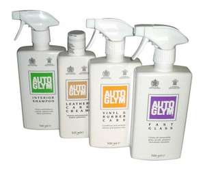 Autoglym 3 for 2 Online and In Store Halfords