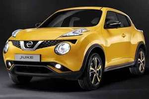 Nissan Juke 1.6 Visia 2 year Lease £3008.40 @ gateway2lease