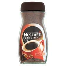 Nescafe Original Instant Coffee 300G for £4 at Tesco