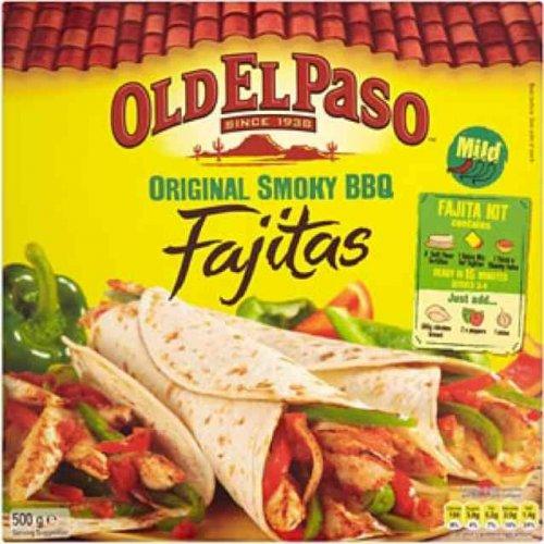 Old El Paso dinner kits- all kinds £1.89 @ Aldi