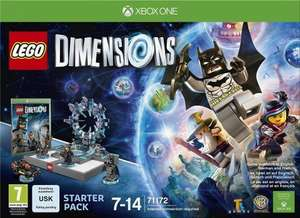 Lego Dimensions - Starter Pack xbox one £63.57 with code delivered @ Amazon France