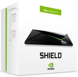 NVIDIA SHIELD Android TV (16GB) - Including Controller £149.99 @ Game (£134.99 via Bespoke beat my price)