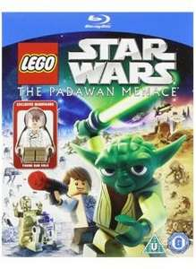 LEGO Star Wars: The Padawan Menace Inc. Lego Figure (Blu-Ray) £4.99 - Simply Games