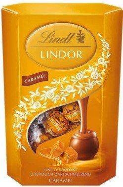 Lindt Caramel Lindor Truffles 200g for £2.99 @ Home Bargains
