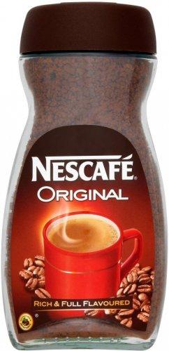 Nescafe Original 300g £3.00 @ Heron
