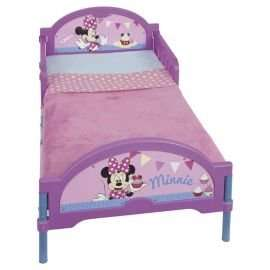 Tesco direct minnie mouse toddler bed £44 free c&c