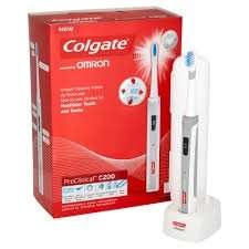 Colgate Omron C250 electric toothbrush £18.50 @ Asda
