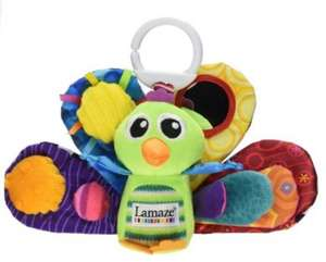 Up to 55% off Selected Lamaze & Tomy Toys & Bumbo TODAY ONLY @ Amazon