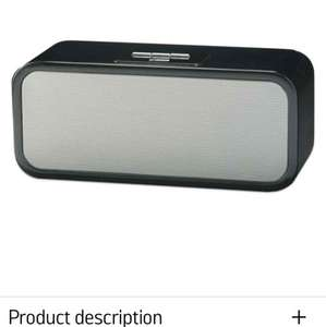 Acoustic Soloutions 20W AirPlay speaker £34.99 @ Argos