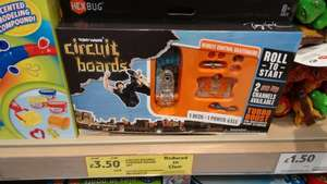 Tesco - Hex Bug, Tony Hawk - Circuit Boards £3.50