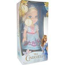Disney Princess Cinderella toddler doll £10 @ Sainsburys