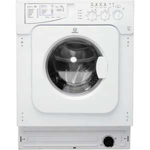 Indesit Integrated Washing Machine - £100 (was £550) Free CnC / £8.95 del @ Homebase