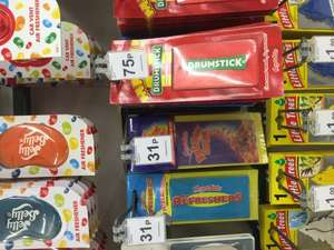 Rainbow Drops & Refresher Car Air Fresheners 31p at Wilko. Others Reduced Too.