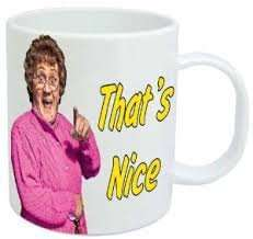 Mrs Browns Boys Mug and Teabags £1.99 @ B&M