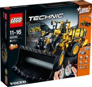 LEGO Technic Remote-Controlled Volvo L350F Wheel Loader - 42030 - £127.00 - George (Asda George)