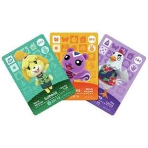 Animal Crossing Amiibo cards £3.49 @ Argos