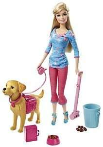 BARBIE Potty Trainin Taffy Was £25 now half price £12.50 at Wilko