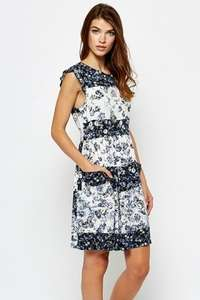 Topshop floral dress £5 + £3.95 delivery at everything5pounds.com