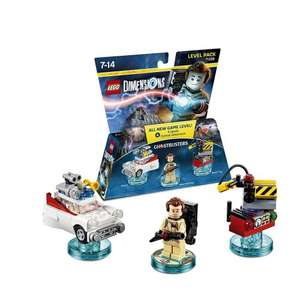 Lego Dimensions - Ghostbusters level pack pre-order - £21.47 delivered from Amazon.de