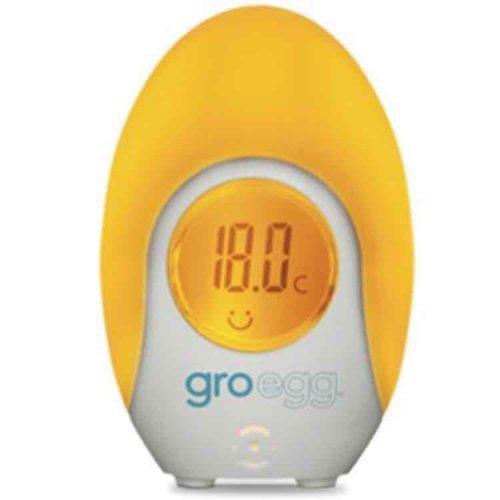 Gro-Egg Room Thermometer £9.99 (Prime) £13.98 (non prime) @ Amazon