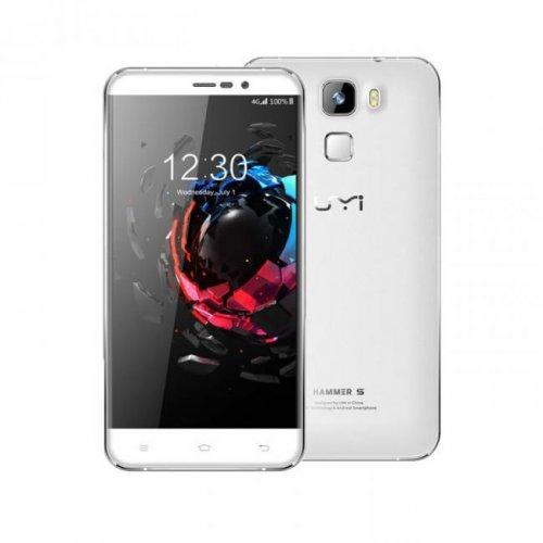 "UMI Hammer Smartphone, 4G, 5.5"" Curved HD Screen, Dual Sim, 2GB Ram/16GB Rom, 5Ghz WiFi, Fingerprint, BT, Dual Camera, IR Port, Android 5.1 £84.43 @ Focalprice"